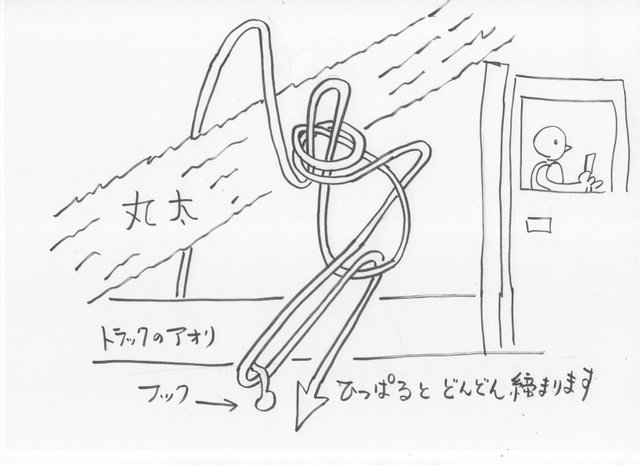 南京結び 001